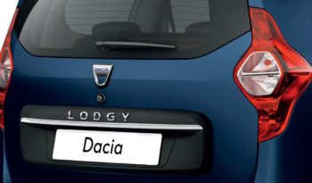 Dacia Lodgy pieno