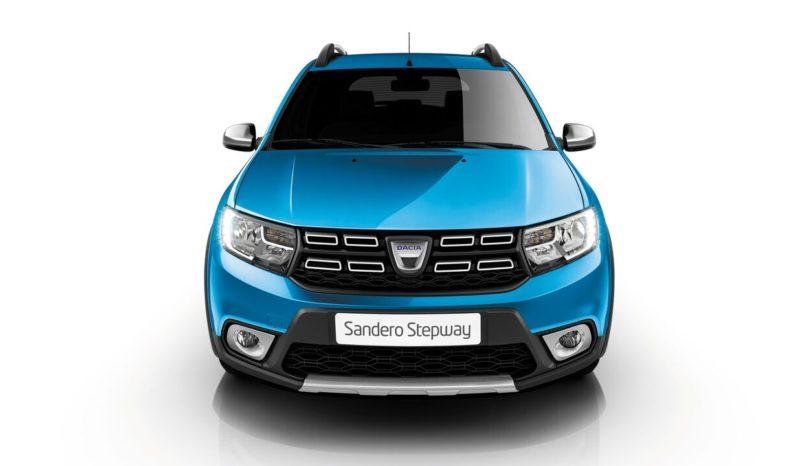 Dacia Sandero Stepway pieno