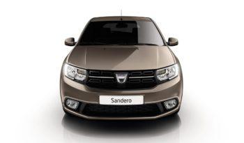 Dacia Sandero Streetway pieno
