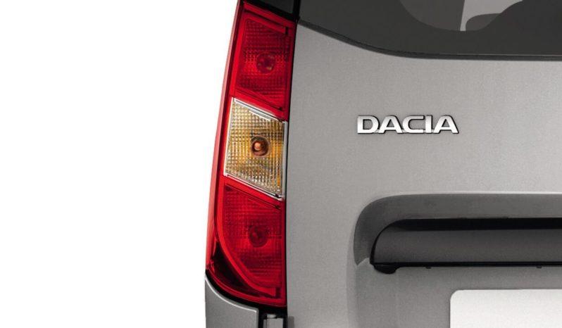 Dacia Dokker pieno