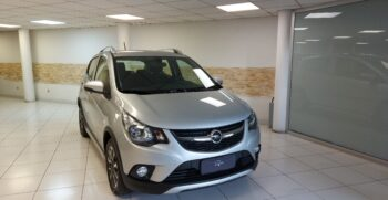 Opel Karl Rocks Light Grey