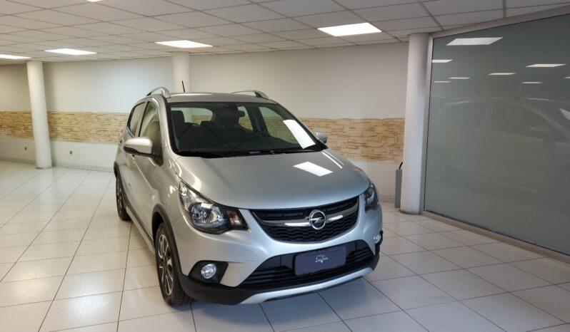 Opel Karl Rocks Light Grey